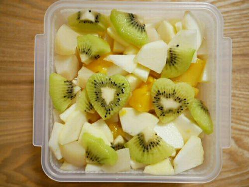 フルーツサラダ(キウイ)