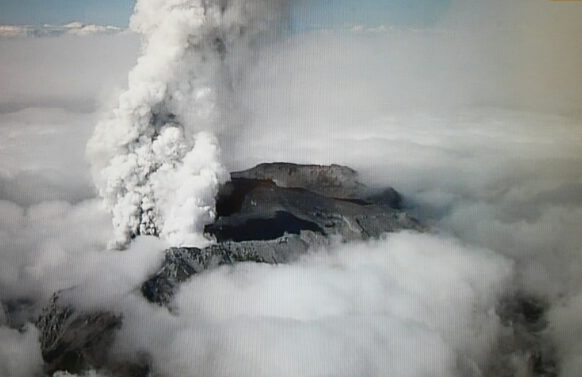 草津白根山噴火【火山の噴火様式は主に3種類】予知は厳しい?