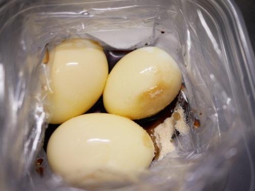 味付け卵の作り方