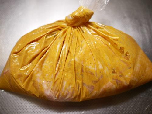 タンドリーチキンの作り方